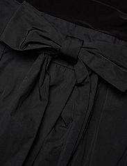 Lauren Ralph Lauren - Taffeta Sleeveless Gown - robes de soirée - black - 3