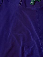 Lauren Ralph Lauren - Cape Georgette Jumpsuit - haalarit - cannes blue - 2