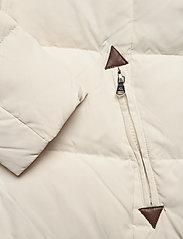 Lauren Ralph Lauren - Quilted Down Jacket - dunkåper - moda cream - 7