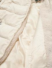Lauren Ralph Lauren - Quilted Down Jacket - dunkåper - moda cream - 8