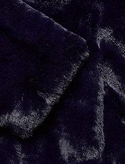 Lauren Ralph Lauren - FAUX FUR-FAUX FURY CHUBBY - sztuczne futro - blue notte - 4