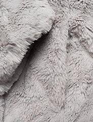 Lauren Ralph Lauren - FAUX FUR-FAUX FURY CHUBBY - sztuczne futro - icy grey - 4