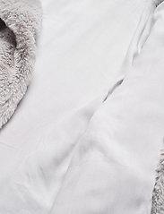 Lauren Ralph Lauren - FAUX FUR-FAUX FURY CHUBBY - sztuczne futro - icy grey - 5
