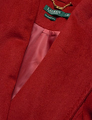 Lauren Ralph Lauren - CASHMERE BLEND-HD W COAT SP - wełniane kurtki - sienna - 2