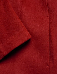 Lauren Ralph Lauren - CASHMERE BLEND-HD W COAT SP - wełniane kurtki - sienna - 3