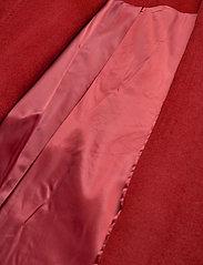 Lauren Ralph Lauren - CASHMERE BLEND-HD W COAT SP - wełniane kurtki - sienna - 4