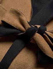 Lauren Ralph Lauren - Reversible Wool-Blend Coat - uldfrakker - dark navy/new vic - 6