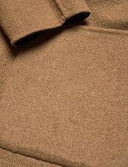 Lauren Ralph Lauren - Reversible Wool-Blend Coat - uldfrakker - dark navy/new vic - 7