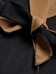 Lauren Ralph Lauren - Reversible Wool-Blend Coat - uldfrakker - dark navy/new vic - 11