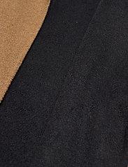 Lauren Ralph Lauren - Reversible Wool-Blend Coat - uldfrakker - dark navy/new vic - 8