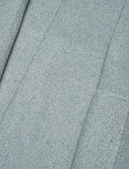 Lauren Ralph Lauren - Reversible Wool-Blend Coat - uldfrakker - grey/blue - 8