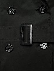 Lauren Ralph Lauren - Trench Coat - trenchcoats - black - 5
