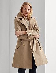 Lauren Ralph Lauren - Trench Coat - trenchcoats - sand - 0