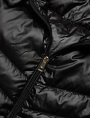 Lauren Ralph Lauren - Down Moto Jacket - doudounes - black - 4