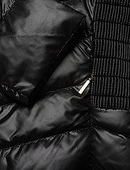 Lauren Ralph Lauren - Down Moto Jacket - doudounes - black - 5