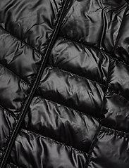 Lauren Ralph Lauren - Down Moto Jacket - doudounes - black - 6