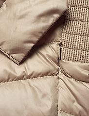 Lauren Ralph Lauren - Down Moto Jacket - forede jakker - luxe chino - 4