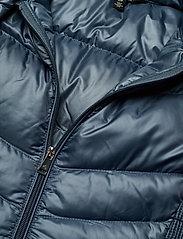 Lauren Ralph Lauren - Down Moto Jacket - doudounes - slate blue - 5