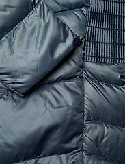 Lauren Ralph Lauren - Down Moto Jacket - doudounes - slate blue - 6