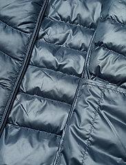 Lauren Ralph Lauren - Down Moto Jacket - doudounes - slate blue - 7