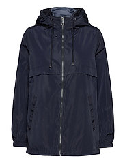 2-in-1 Anorak Coat - NAVY