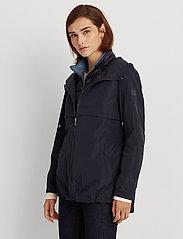 Lauren Ralph Lauren - 2-in-1 Anorak Coat - anorakker - navy - 0