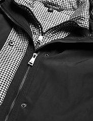Lauren Ralph Lauren - 2-in-1 Vest and Coat - trenchcoats - black - 5