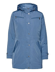 Anorak Jacket - SLATE BLUE