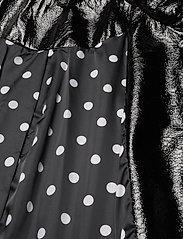 Lauren Ralph Lauren - Hooded Slicker Coat - manteaux de pluie - black - 6