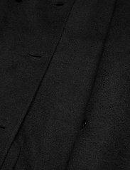 Lauren Ralph Lauren - Wool-Blend Trench Coat - uldfrakker - black - 6