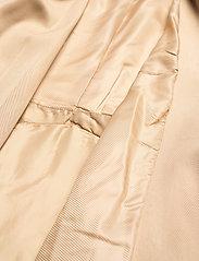 Lauren Ralph Lauren - Wrap-Style Duster Coat - trenchcoats - khaki - 4