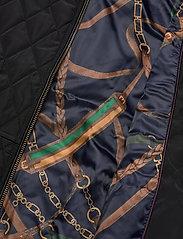 Lauren Ralph Lauren - Quilted Crest Vest - puffer vests - black - 5