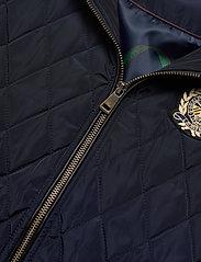 Lauren Ralph Lauren - Quilted Crest Vest - puffer vests - dark navy - 3