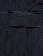 Lauren Ralph Lauren - Quilted Crest Vest - puffer vests - dark navy - 4