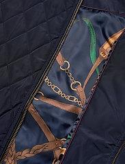 Lauren Ralph Lauren - Quilted Crest Vest - puffer vests - dark navy - 5