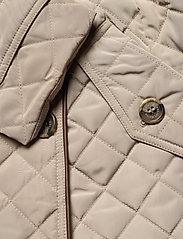 Lauren Ralph Lauren - Quilted Trench Coat - quiltede jakker - taupe - 9