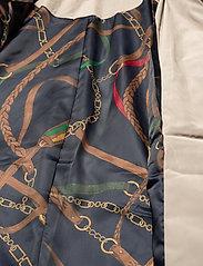 Lauren Ralph Lauren - Quilted Trench Coat - quiltede jakker - taupe - 8