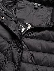 Lauren Ralph Lauren - Quilted Down Jacket - black - 5