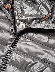 Lauren Ralph Lauren - Packable Quilted Down Coat - dynefrakke - silver - 6
