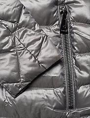 Lauren Ralph Lauren - Packable Quilted Down Coat - dynefrakke - silver - 7