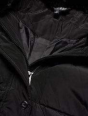 Lauren Ralph Lauren - Boxy Down Jacket - forede jakker - black - 6
