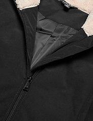 Lauren Ralph Lauren - Belted Hooded Down Coat - parkacoats - black - 9