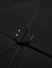 Lauren Ralph Lauren - Belted Hooded Down Coat - parkacoats - black - 10