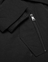 Lauren Ralph Lauren - Belted Hooded Down Coat - parkacoats - black - 13