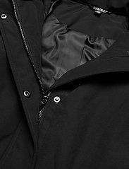 Lauren Ralph Lauren - Hooded Parka Coat - parkacoats - black - 7