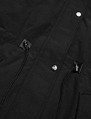 Lauren Ralph Lauren - Hooded Parka Coat - parkacoats - black - 8