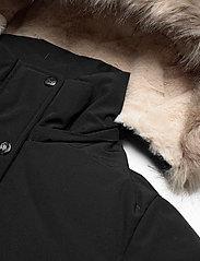 Lauren Ralph Lauren - Hooded Parka Coat - parkacoats - black - 10