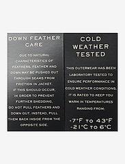 Lauren Ralph Lauren - Quilted Hooded Down Coat - dynefrakke - black - 3