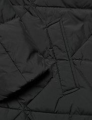Lauren Ralph Lauren - Quilted Hooded Down Coat - dynefrakke - black - 5