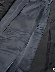 Lauren Ralph Lauren - Quilted Hooded Down Coat - dynefrakke - black - 6